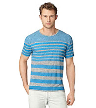 Calvin Klein Jeans® Men's Burnout Stripe Tee