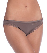 Calvin Klein Seductive Comfort Bikini with Lace