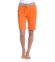 Relativity® Knit Bermuda Shorts