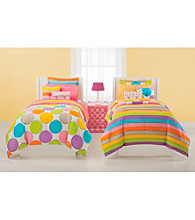 Spot On Reversible Comforter Set by JACKIE McFEE
