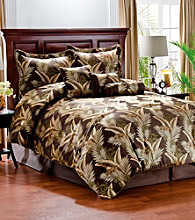 St. Martin 7-pc. Comforter Set by Monroe