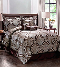 Grandview 7-pc. Comforter Set by Monroe