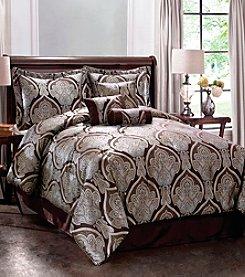 Grandview 7-pc. Comforter Set by Monroe