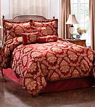 Pryce 7-pc. Comforter Set by Monroe