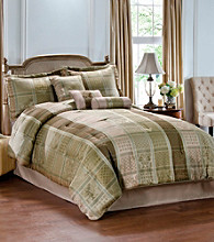 Sterling Manor 7-pc. Comforter Set by Monroe