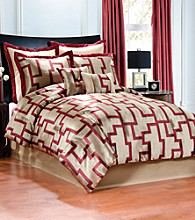Calvin's Lattice 8-pc. Comforter Set by Peninsula Suites®