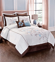 Tribeca Floral 8-pc. Comforter Set by Peninsula Suites®