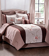 Regal Vine 8-pc. Comforter Set by Peninsula Suites®