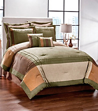 Greenwood 8-pc. Comforter Set by Peninsula Suites®