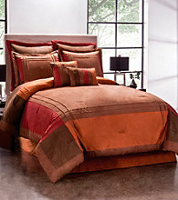 Redwood 8-pc. Comforter Set by Peninsula Suites®