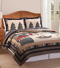 Bear Lodge Mini Quilt Set by American Traditions®