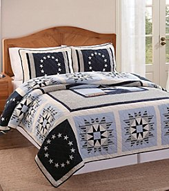American Traditions® Coastal Lighthouse Mini Quilt Set