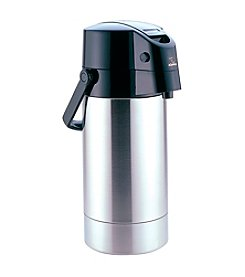 Zojirushi Air Pot Stainless Steel Beverage Dispenser
