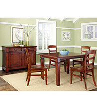 Home Styles® Durango 5-pc. Cherry Wood Dining Set