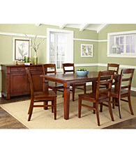 Home Styles® Durango 7-pc. Cherry Wood Dining Set