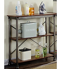 Home Styles® Toulon Multi-Function Small Metal Shelf