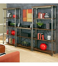 Home Styles® Toulon Multi-function 3-pc. Metal Shelf Set