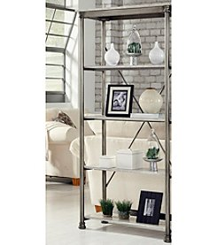 Home Styles® Toulon Multi-Function Large Metal Shelf