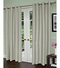 Design Decor Shantung Blackout Grommet Panel
