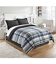 Drake 4-pc. Comforter Set by LivingQuarters