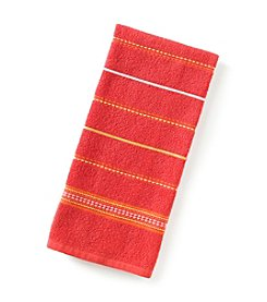 Fiesta® Horizontal Stitch Stripe Kitchen Towel