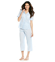 Miss Elaine® Cotton Lawn Pajama Set