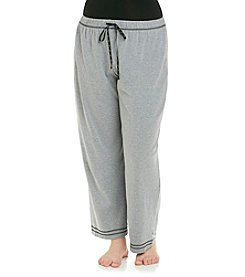 KN Karen Neuburger Plus Size Knit Pants