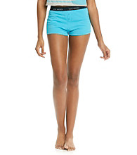 Steve Madden Boyfriend Brief - Turquoise Blue