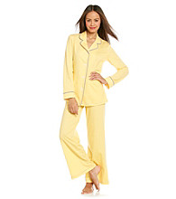 HUE® Cotton Pajama Set - Mimosa Geo