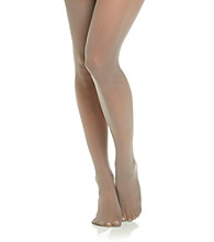 HUE® Super Soft Lightweight Tights with Control Top