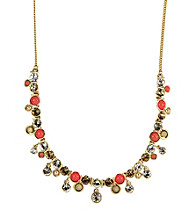 Givenchy® Coral Frontal Necklace