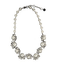 Givenchy® Pearl Collar Necklace