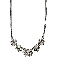 Givenchy® Pearl Frontal Necklace