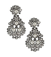 Givenchy® Pearl Chandelier Earrings
