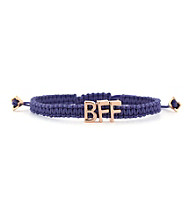 BCBGeneration™ Rose Goldtone BFF Friendship Affirmation Bracelet