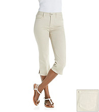 NYDJ® Nanette Colored Crop Denim