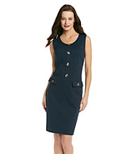 Rafaella® Ponte Sheath Dress