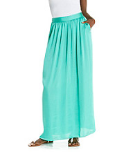 Relativity® Career Maxi Skirt