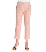 Ruby Rd.® All Over Lace Ankle Pant
