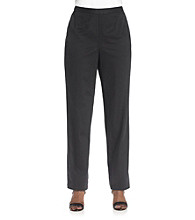 Breckenridge® Slash Pocket Twill Pull-On Pant