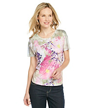 Breckenridge® Petites' Double Gulp Sublimation Tee
