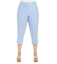 Studio Works® Plus Size Cropped Pant