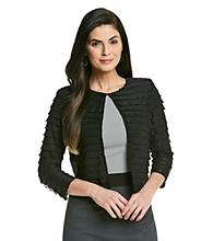 MSK® Tiered Clasp Neck Shrug