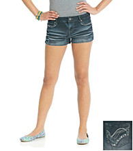 Blue Spice® Juniors' Heavy Stitched Shorts