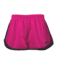 Soffe® Juniors' Mesh Short with Contrast Edging