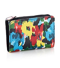 Relativity® Multi Water Color Midi Wallet