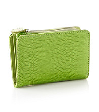 Relativity® Green Lizard Midi Wallet