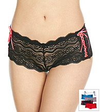 JT Intimates Tribal Lace Boyshorts
