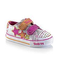 Skechers® Little Girls' Twinkle Toes Shuffles