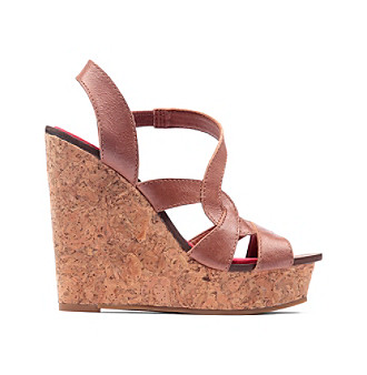 "Lucky Brand® ""Yulia"" Wedge Sandal"